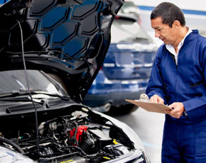 Get a Vehicle   Inspection